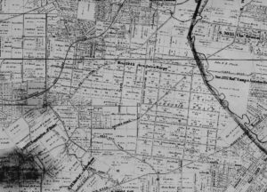 1868 Pitzman Map